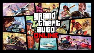 Artwork-GTA Online