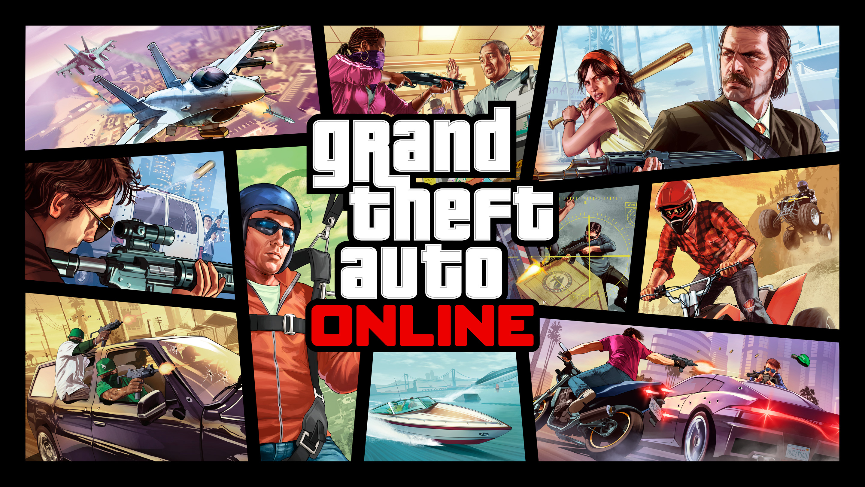 grand theft auto 5 ps4 gameplay 1080p resolution