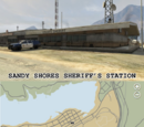 Sandy Shores Sheriff's Station