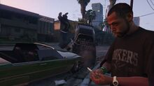FranklinClinton-GTAV-involutaryejection