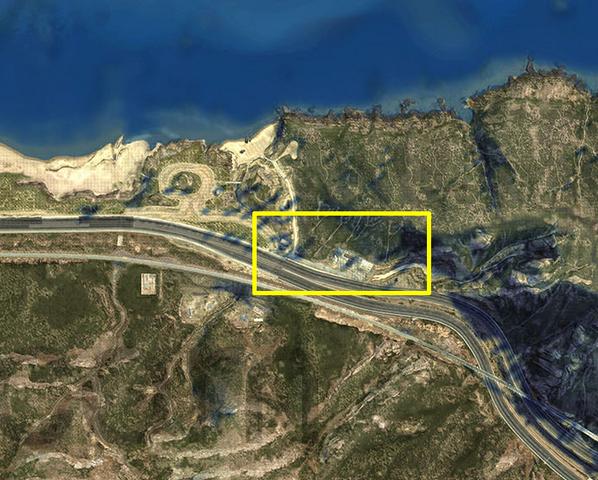 File:Procopio Truck Stop GTAV Map Location.png