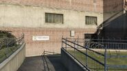 LSDWP Vinewood Substation GTAV Public Entrance
