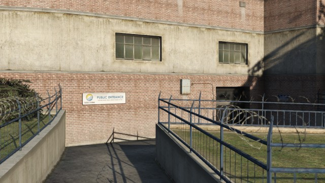 File:LSDWP Vinewood Substation GTAV Public Entrance.jpg