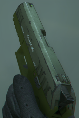 File:Combat Pistol Green GTA V.png