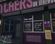 Pitchers GTAO Front Signage