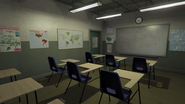 Fort Zancudo Tower Lecture Room GTAV