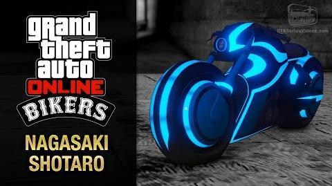GTA Online- Biker Update - Nagasaki Shotaro -Deadline-