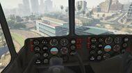 Xero Blimp GTAVe 1st Person Cockpit