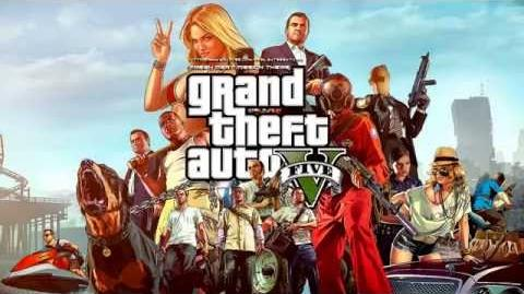 Grand Theft Auto GTA V - Fresh Meat Mission Music Theme