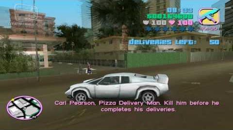 GTA Vice City - Walkthrough - Mission 37 - Road Kill (HD)