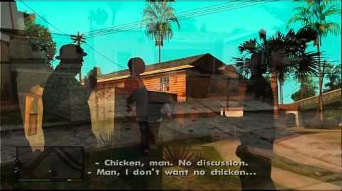 Grand Theft Auto V 5 - Grove Street Memories