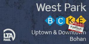 WestParkstation-GTA4-sign