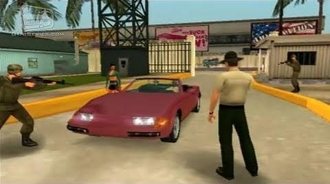 GTA Vice City Stories - Walkthrough - Mission 3 - Conduct Unbecoming