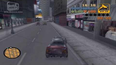GTA 3 - Walkthrough - Mission 34 - Payday for Ray (HD)