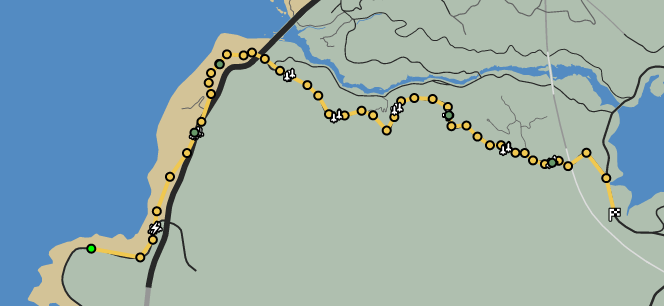 Raton Race GTAO Race Map
