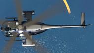 BuzzardAttackChopper-GTAV-topView