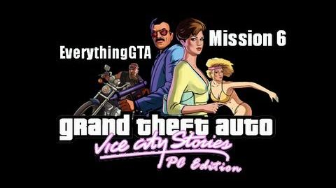 GTA Vice City Stories PC Edition Mission 6- Truck Stop (Beta3)