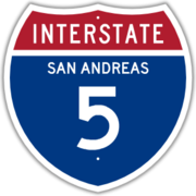 Interstate san andreas 5