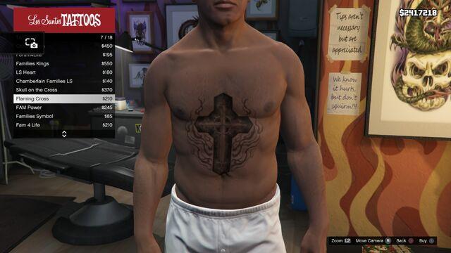 File:Tattoo Franklin Torso GTAV Flaming Cross.jpg