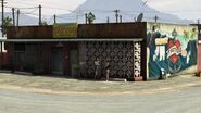 Tattoo GTAV Sandy Shores