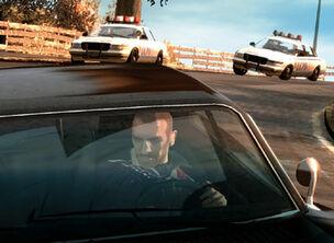 GTA Driving