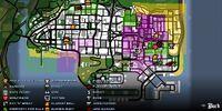 Gang Warfare in GTA San Andreas