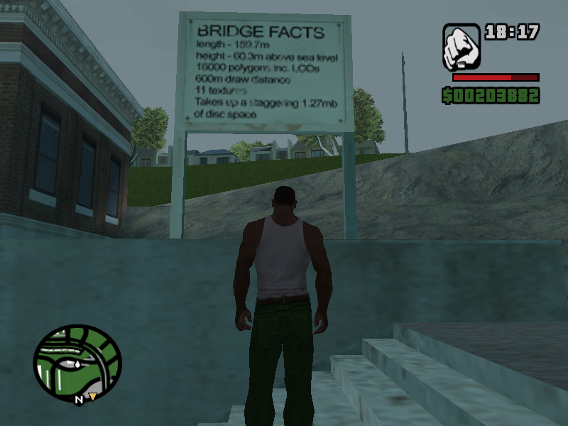 Easter Eggs In Gta San Andreas Gta Wiki Fandom Powered