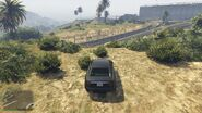 Zancudo Ramp 3 GTAV Northeast