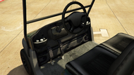 Caddy Golf GTAVpc Inside
