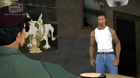 GTA San Andreas - Walkthrough - Mission 2 - Ryder (HD)