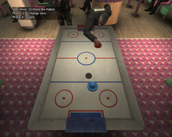 Airhockey-TLAD-gameplay