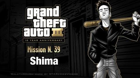 GTA 3 - iPad Walkthrough - Mission 39 - Shima