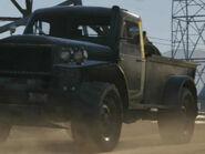 Older Truck (Side)-GTAV