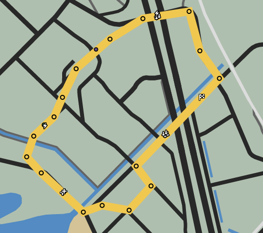 File:Horse Power GTAO Race Map.png