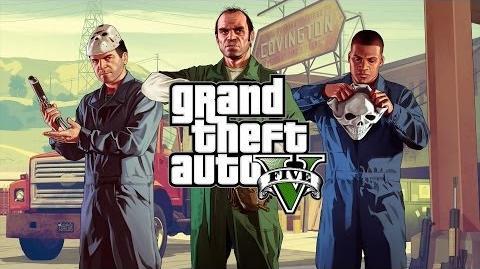 GTA 5 - Xbox 360 TV Spot