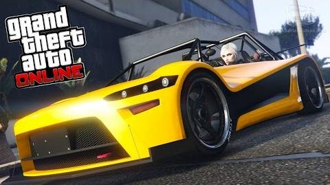 GTA Online Cunning Stunts Special Vehicle Circuit - Hijak Ruston
