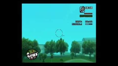 GTA San Andreas Mission Air Raid Fail Cursed you Berkley!!!