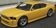 Buffalo-GTAV-Front
