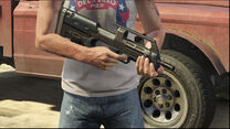 Assault SMG GTAV