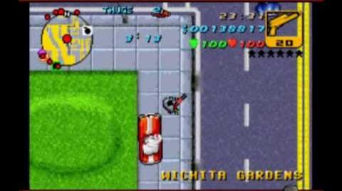 GTA Advance Mission 39 - Smackdown