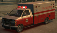 Ambulance-GTA4-front