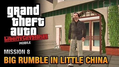 GTA Liberty City Stories Mobile - Mission 8 - Big Rumble in Little China