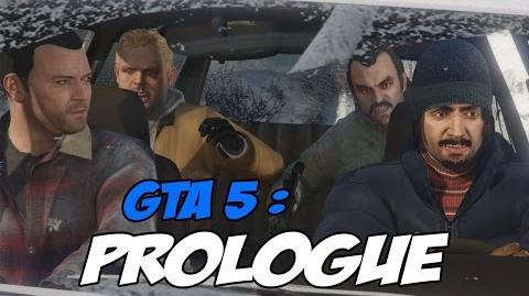 GTA 5 - Prologue - First Mission