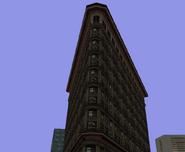 GTA III Flatiron Building
