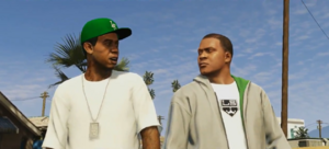 LS Kings Shirt-GTAV