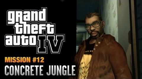 GTA 4 - Mission 12 - Concrete Jungle (1080p)