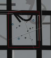 Maze Bank Survival GTAO Zone Map