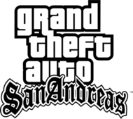 GTA SA Logo Transparent