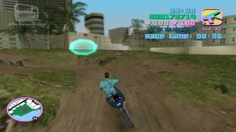 GTA Vice City - Walkthrough - Offroad Challenge - Trial by Dirt