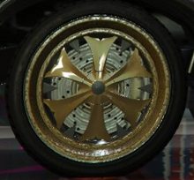 GoldMightyStar-GTAO